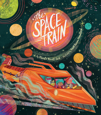 Space Train, The by Maudie Powell-Tuck