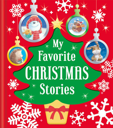 My Favorite Christmas Stories by Catherine Walters, M. Christina Butler, Claire Freedman, Elizabeth Baguley and Marni McGee