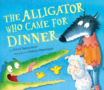 The Alligator Who Came for Dinner