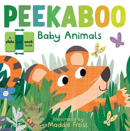 Peekaboo Baby Animals by Tiger Tales