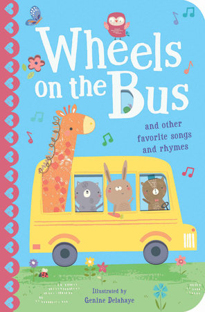 The Wheels on the Bus by Tiger Tales