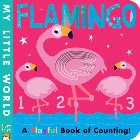 Flamingo by Patricia Hegarty