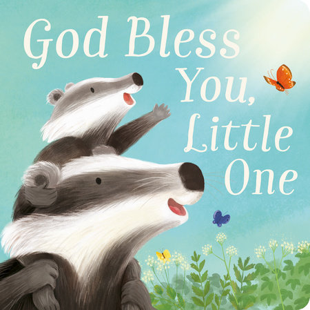 God Bless You, Little One by Tilly Temple