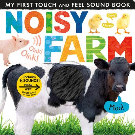 Noisy Farm by Tiger Tales