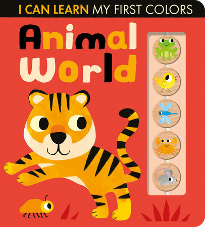 Animal World by Lauren Crisp