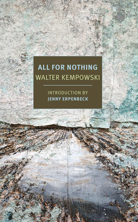 All for Nothing by Walter Kempowski