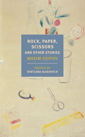 Rock, Paper, Scissors by Maxim Osipov