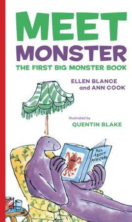Meet Monster by Ellen Blance and Ann Cook