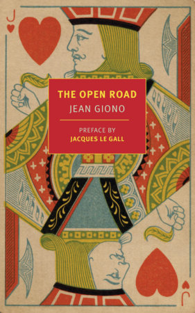The Open Road by Jean Giono