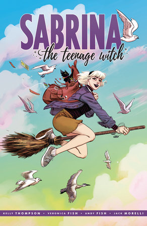 Sabrina the Teenage Witch by Kelly Thompson