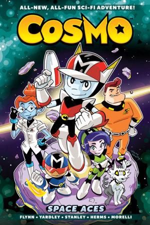 Cosmo Vol. 1 by Ian Flynn