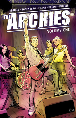 The Archies Vol. 1 by Matthew Rosenberg and Alex Segura