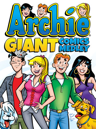 Archie Giant Comics Medley by Archie Superstars