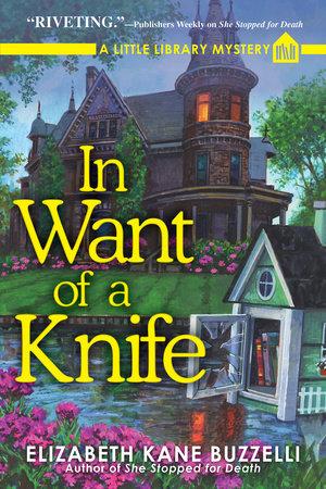 In Want of a Knife by Elizabeth Kane Buzzelli