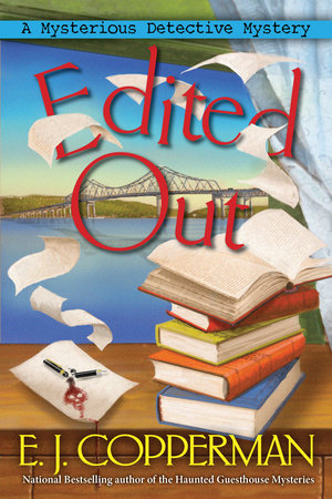 Edited Out by E. J. Copperman