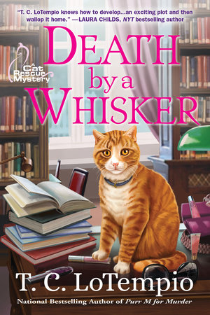 Death by a Whisker by T. C. Lotempio