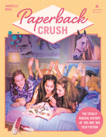 book cover: Paperback Crush