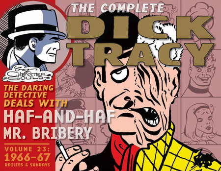 Complete Chester Gould's Dick Tracy Volume 23 by Chester Gould