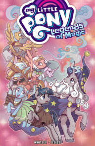 My Little Pony: Legends of Magic, Vol. 2