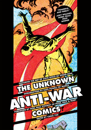 The Unknown Anti-War Comics! by Steve Ditko and Joe Gill