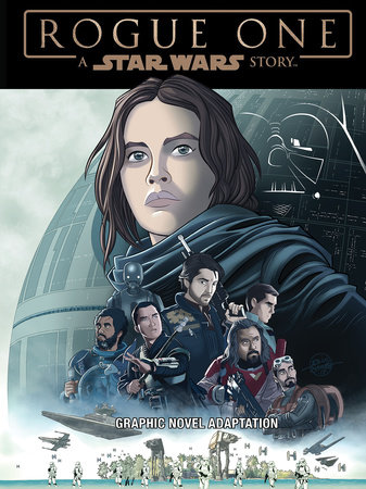 Star Wars: Rogue One Graphic Novel Adaptation by Alessandro Ferrari