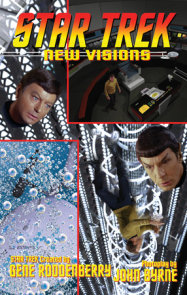Star Trek: New Visions Volume 7