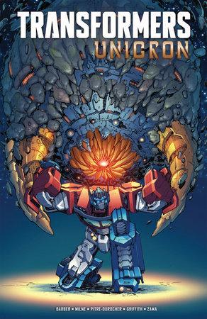 Transformers: Unicron by John Barber
