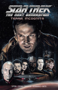 Star Trek: The Next Generation: Terra Incognita