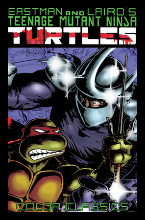 Teenage Mutant Ninja Turtles Color Classics, Vol. 2 by Kevin Eastman, Peter Laird and Dave Sim