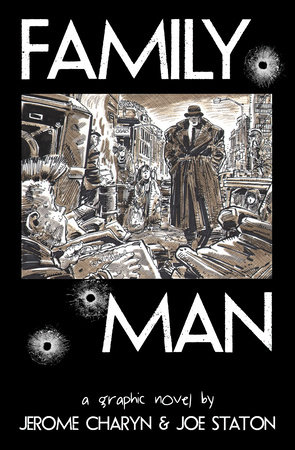 Family Man by Jerome Charyn