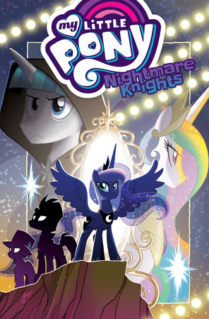 My Little Pony: Nightmare Knights by Jeremy Whitley