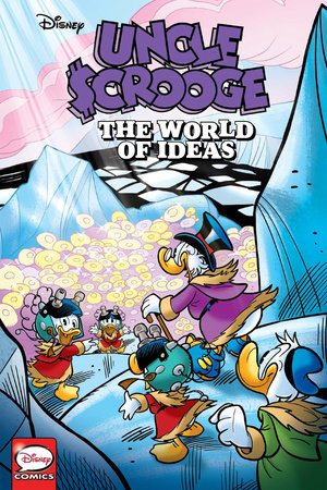 Uncle Scrooge: The World of Ideas by Carlo Panaro; Stefan Petrucha; Paolo De Lorenzi; Jordi Alfonso