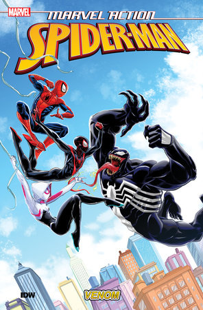 Marvel Action: Spider-Man: Venom (Book Four) by Delilah S. Dawson