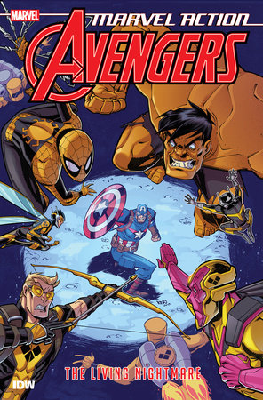 Marvel Action: Avengers: The Living Nightmare (Book Four) by Matthew K. Manning