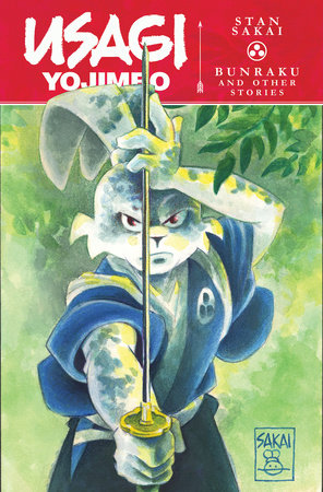 Usagi Yojimbo: Bunraku and Other Stories by Stan Sakai