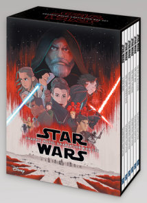 Star Wars Episodes IV–IX Graphic Novel Adaptation Box Set