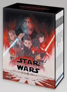Star Wars Episodes IV–IX Graphic Novel Adaptation Box Set
