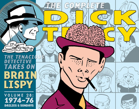 Complete Chester Gould's Dick Tracy Volume 28 by Chester Gould