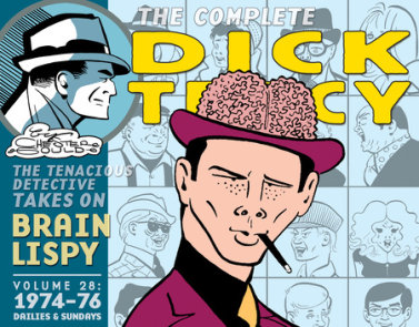Complete Chester Gould's Dick Tracy Volume 28
