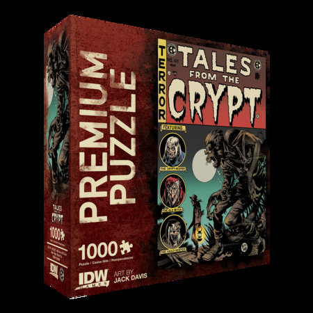 Tales From The Crypt: Werewolf Premium Puzzle (1000-pc) by