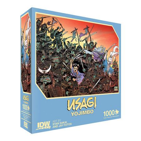 Usagi Yojimbo: Traitors of the Earth Premium Puzzle (1000-pc) by