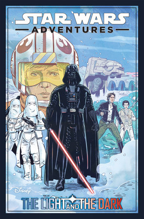 Star Wars Adventures: The Light and the Dark by Michael Moreci and Katie Cook