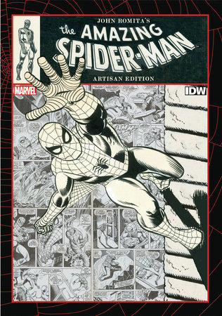 John Romita's The Amazing Spider-Man Artisan Edition by