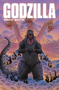 Godzilla: World of Monsters