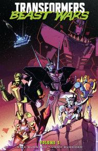 Transformers: Beast Wars, Vol. 1