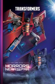 Transformers, Vol. 5: Horrors Near and Far