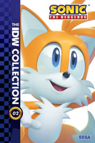 Sonic The Hedgehog: The IDW Collection, Vol. 2