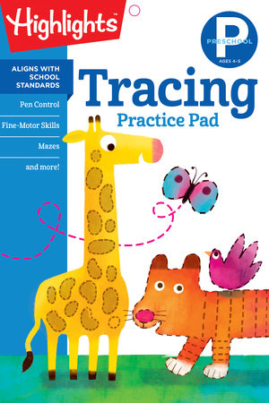 Preschool Tracing by Highlights Learning