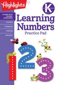 Kindergarten Learning Numbers