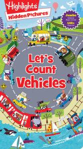Hidden Pictures® Let's Count Vehicles